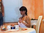 Video Porno Matura Fumo pompino