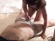 Sesso anale con una moglie cornea