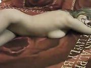Coppia russa caldo sesso in webcam