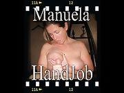 Maturo Porno Video Moglie da Handjob al marito