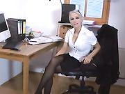 Sesso anale con una bionda sexy fidanzata tedesca
