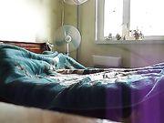 Sesso con la moglie sexy a letto