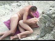 Scopare in spiaggia